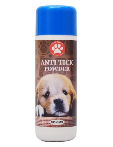 Pawzone Anti Tick Powder 100gms