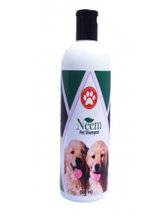 Pawzone Neem pet Shampoo 500ml
