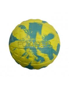 Pet Brands, Foaber Bounce Ball, Foam Rubber Hybrid Toy Small, Mixed