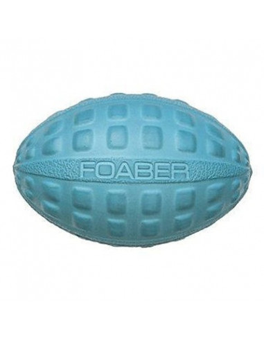 Pet Brands, Foaber Kick Rugby Ball, (Colour May Vary)