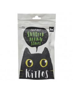 Kittos Snapper Jerky Strips Cat treat 35 gm (Pack of 3)