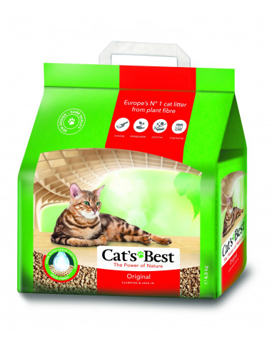 CATS  BEST Original-4.3kg