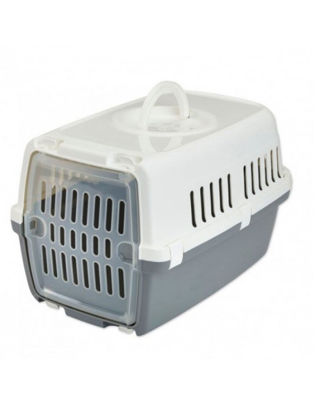 Zephos 1 Pet Carrier Grey 19x13x12 inches