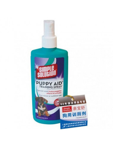 Simple Solution Potty Training Aid 235ml