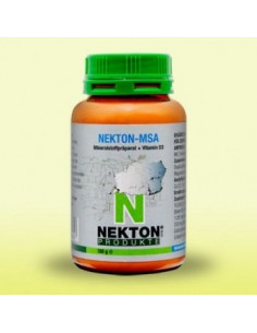 Nekton MSA 40gm GB- M.S for Birds, 40 Gms