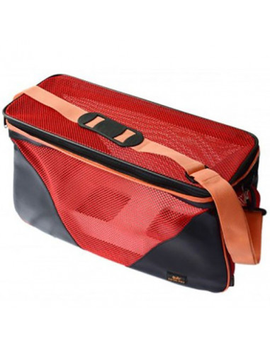 Pawzone Red Traveller Bag for Dogs