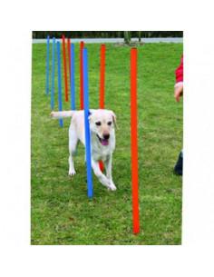 Trixie Dog Activity Agility Slalom (weave poles) 115 x Dia. 3 cm, 12 pcs