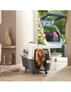 Andes 6 Pet Carrier 36x24x27 inches