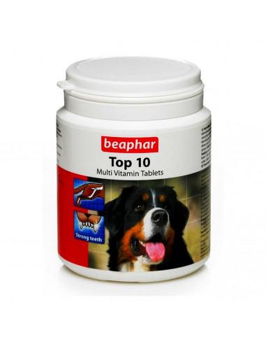 Beaphar Top 10 Multivitamin Dog Tablets