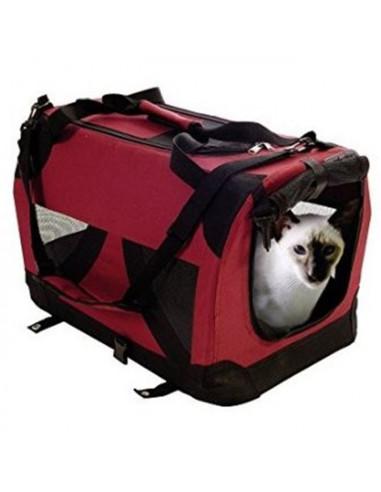 Pet Brands Petzden Portable Dog Carrier Canvas Large