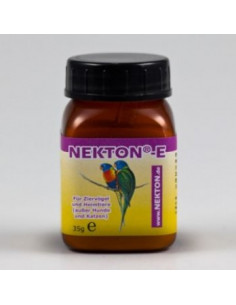 Nekton E 35 GB V.E.S for Birds, 35 Gms