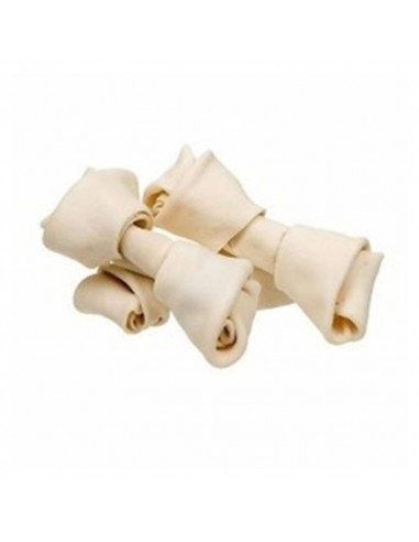 Pawzone Knotted Bone 4 inch 3 Pack