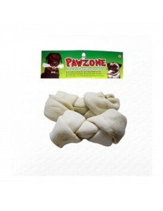 Pawzone Knoted Bones Small Pack Of  2