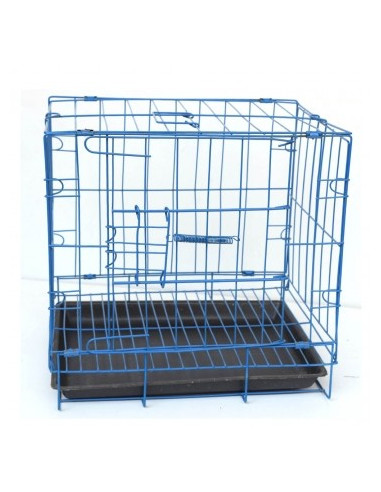 Pawzone Cat Cage With Tray
