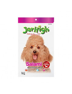 Jerhigh Salami Dog Chewy Treats