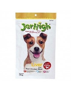 JerHigh Liver (70 gms) Pack of 3