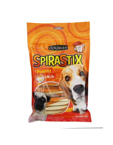 Goodies SpiraStix Pudding & Milk