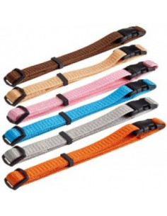"""Trixie Set of Puppy Collars, Medium - Large 8"""" - 14""""/10 mm (6 Pieces)"""