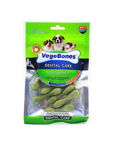 Vegebrand 7 Dental Effects Treats Mutton Flavor 100g (Pack Of 2)