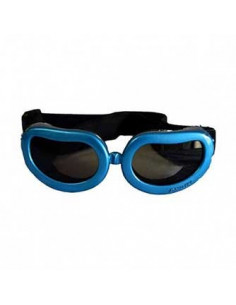 Pawzone Blue Dog Goggles-L