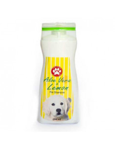 PAWZONE ALOE & LEMON 200ML SHAMPOO FOR DOGS