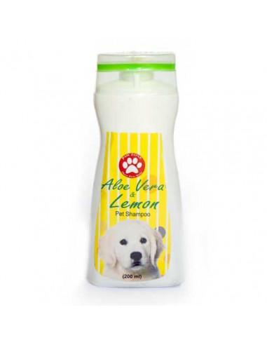 PAWZONE ALOE & LEMON 200ML SHAMPOO FOR DOGS