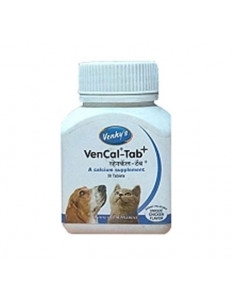 Venkys Vencal tab plus  30 tab