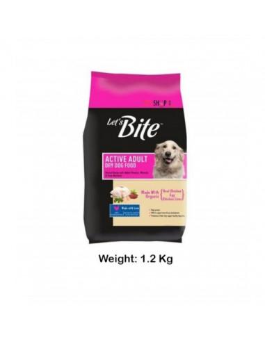 Let's Bite Puppy 1.2kg