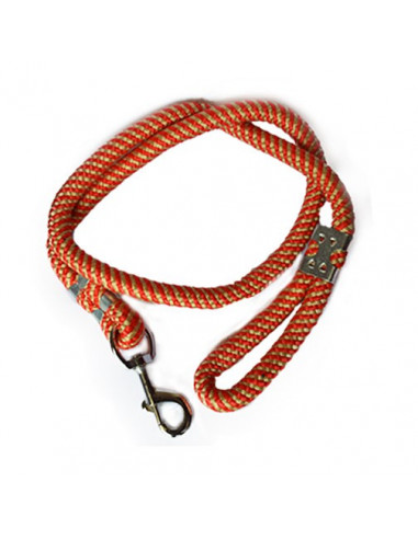 Pawzone Giant and Strong Dogs Heavy Rope Leash with steel plated 22mm