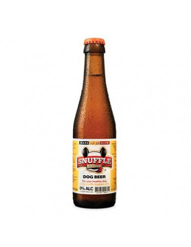Snuffle Dog Beer With Chicken Flavor, 250ml