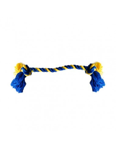 PETSPORT TWO KNOT ROPE TOY