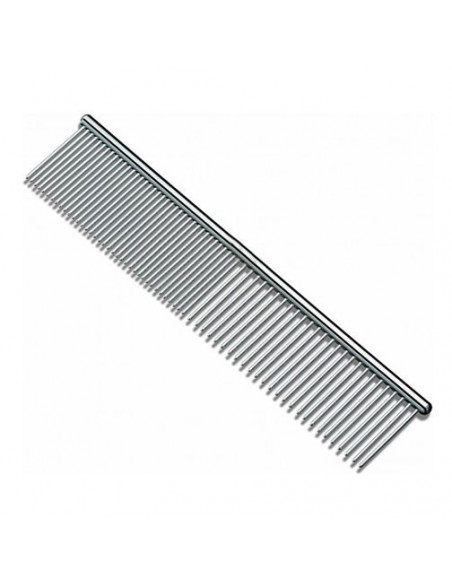 """Smarty Pet 10"""" Inches Steel Flat Comb"""