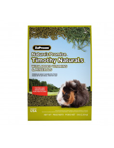 Zupreem Nature's Promise Timothy Naturals Guinea Pig Food, 2.26 Kg