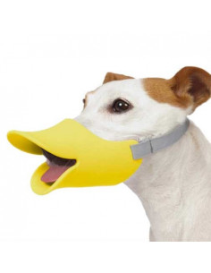 Pawzone Duck Mouth Shape Anti-Bite Muzzle