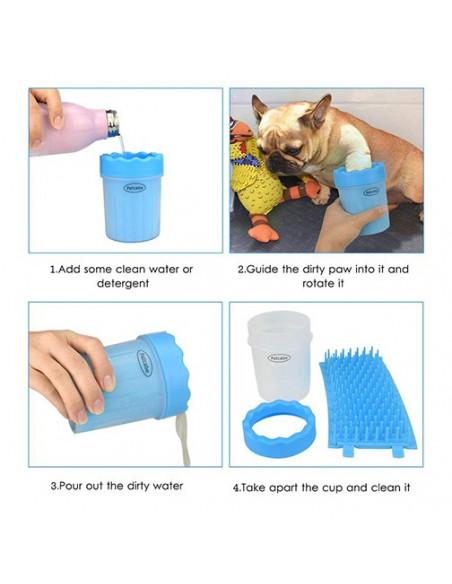 Pawzone Pet Foot Washer