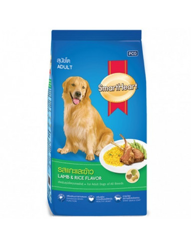 Me-o Adult Dog Food Smart Hert Chicken and egg 10 Kg