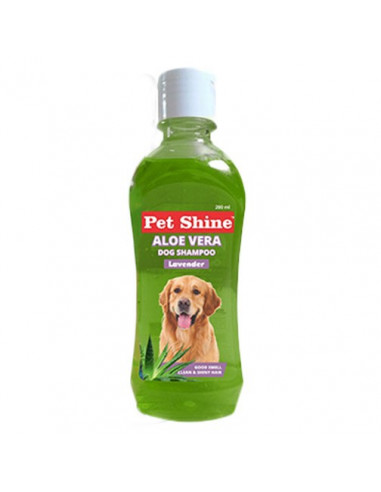 Skyec Pet Shine Aloevera lavender Shampoo 200ml