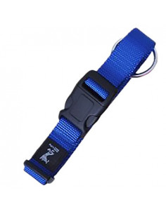 Pet Walk Classic Collar Medium ( Colour May Vary )