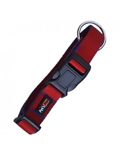 Pet Walk Premium Collar Medium ( Colour May Vary )