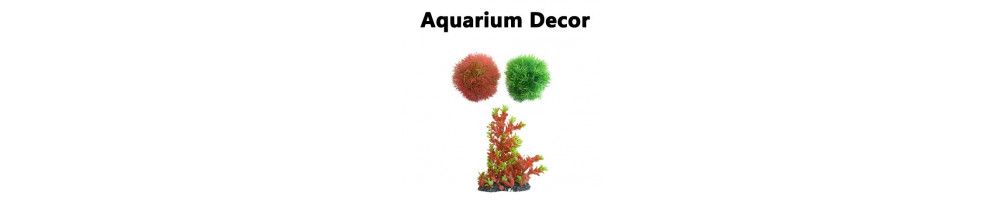 Buy fish aquarium decor products online India at lowest price