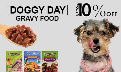 Dog wet Gravy Food