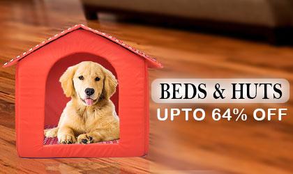 Dog Huts beds